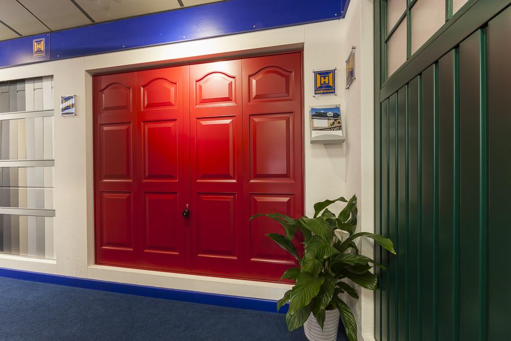 Garage Door Showroom Gloucester