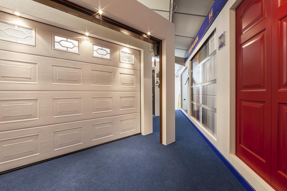 Garage Door Showroom Ross On Wye